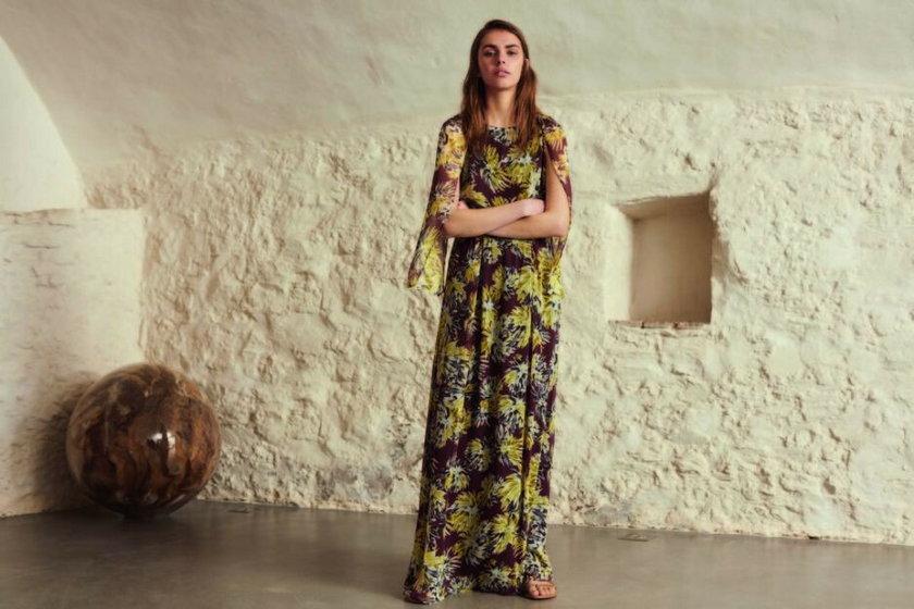 Mango zaprojektowało sukienki dla muzułmanek