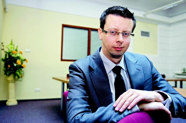 Marcin Chałupka, prawnik, ekspert ds. szkolnictwa wyższego
