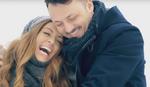 "Daniel Kajmakoski u zagrljaju pevačice Jelene iz ""Nevernih beba"""