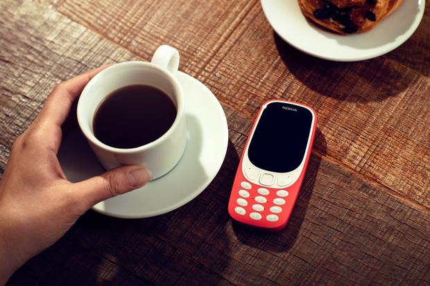 nokia 3310 legendarny telefon kom rkowy w nowej ods onie. Black Bedroom Furniture Sets. Home Design Ideas