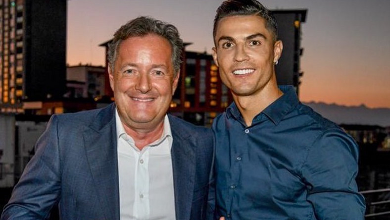 Summary of Cristiano Ronaldo's interview with Piers Morgan (Instagram/Piers Morgan)