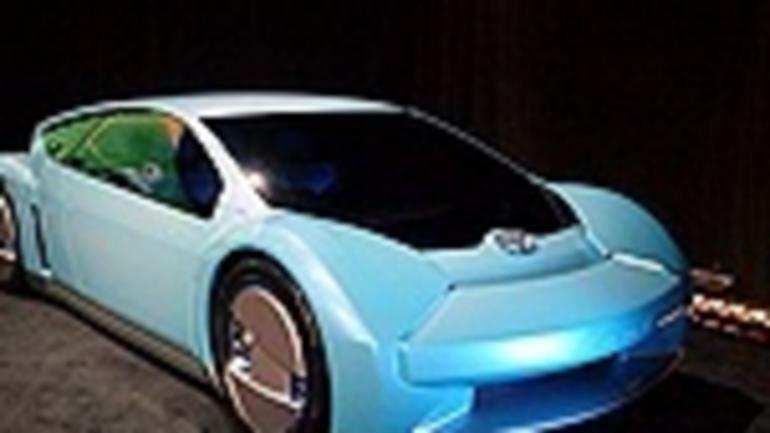 Toyota z ogniwami paliwowymi