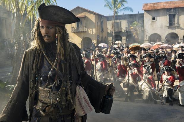 """""""Piraci z Karaibów. Zemsta Salazara"""": kadr z filmu"""