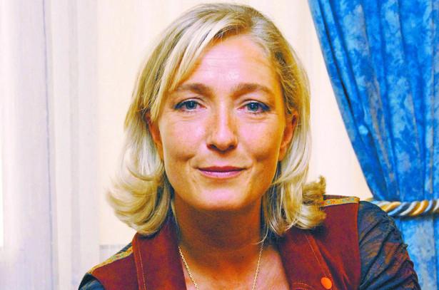 Marine Le Pen fot bloomberg