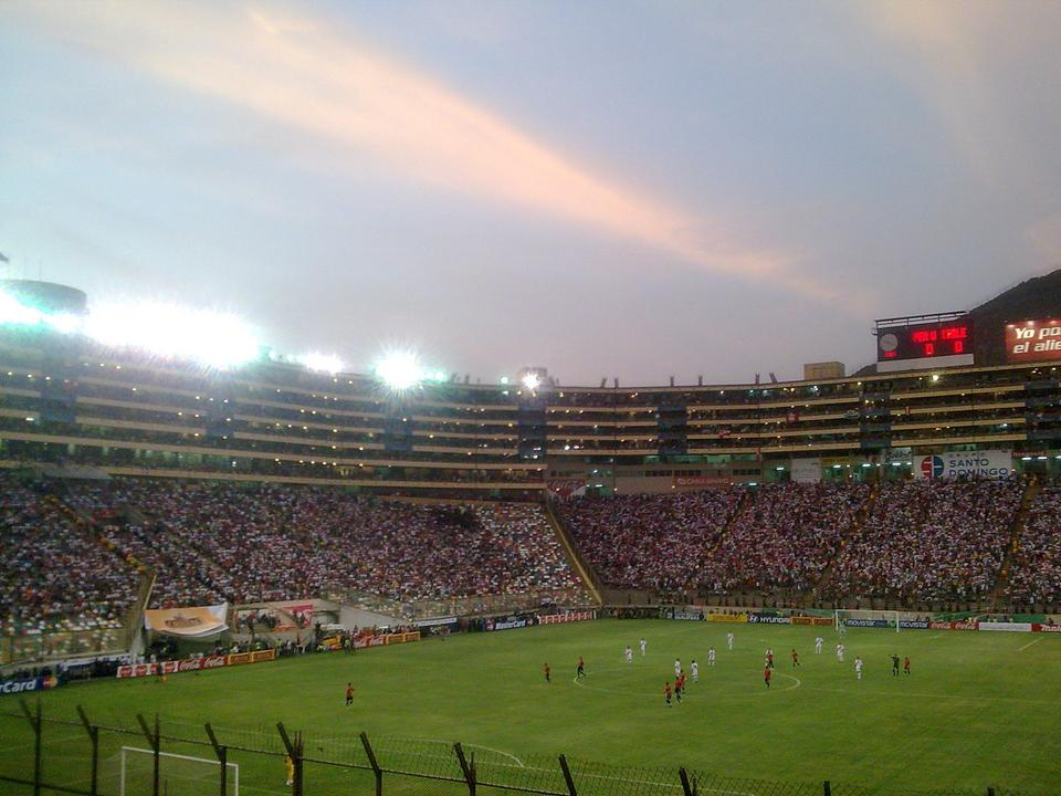 17. Estadio Monumental, Lima, Peru