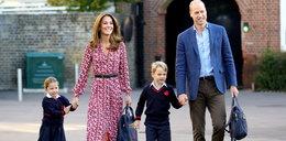 """Dramat księcia: """"Nie radzę sobie z matematyką!"""" Dzieci Kate i Williama też uczą się zdalnie..."""