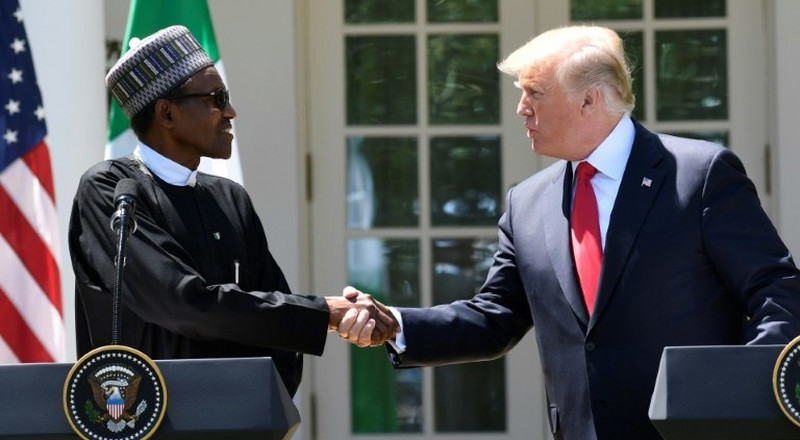 Buhari: 'The United States will soon remove visa ban imposed on Nigeria'