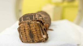 Tajemnicza mumia, która miała być ptakiem, a okazała się dzieckiem
