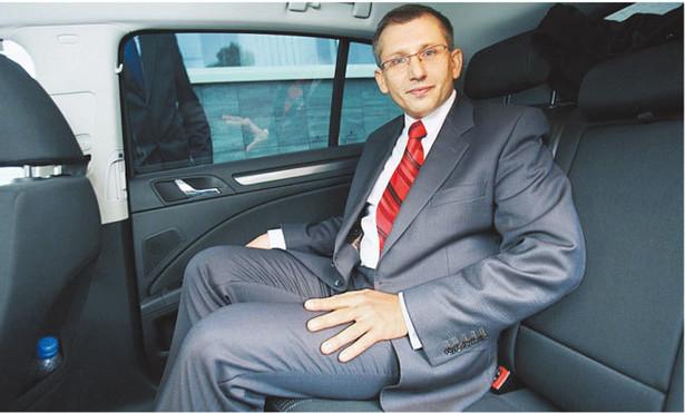 Minister Krzysztof Kwiatkowski chce oceniać m.in. charakter oskarżycieli Fot. Michał Niwicz/SE/East News