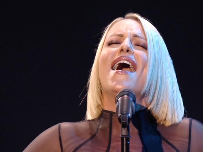 Svi su gledali u Tamarinu haljinu na Evroviziji: Makedonska pevačica nije računala da će je svi prozivati zbog OVOG DETALJA