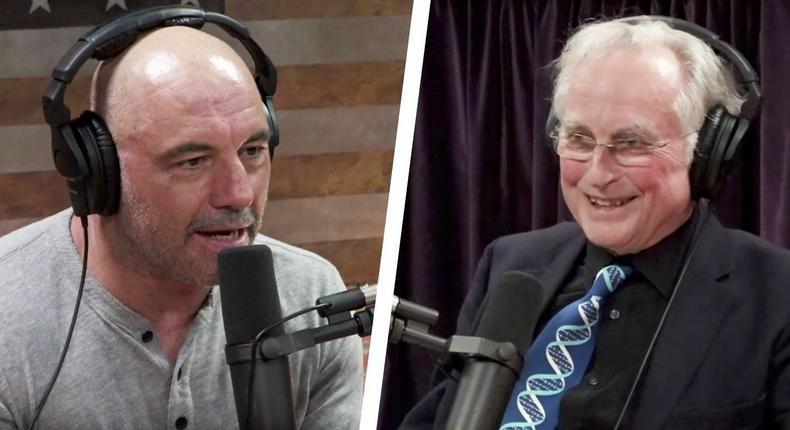 Richard Dawkins on Joe Rogan: Why Heaven is Boring