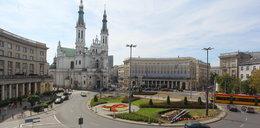 Tęcza z pl. Zbawiciela trafi do Poznania? Miałaby ubarwić betonową Kaponierę