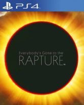 Okładka: Everybody's Gone to the Rapture