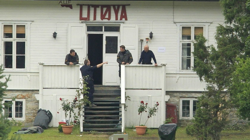 Utoya.10 lat temu na małej wyspie rozegrał się horror.