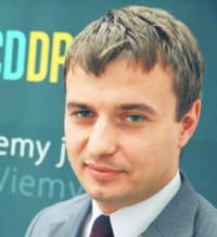 Piotr Paszek, doradca podatkowy, kierownik zespołu ds. VAT i akcyzy w ECDDP Sp. z o.o.