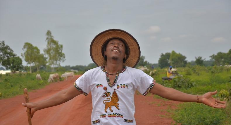 """Frank Donga plays the lead in """"Hakkunde"""