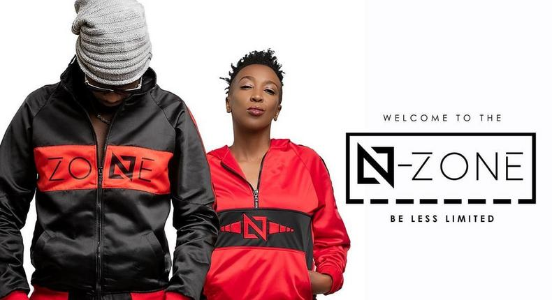 Nameless and Wahu wearing N-Zone jackets