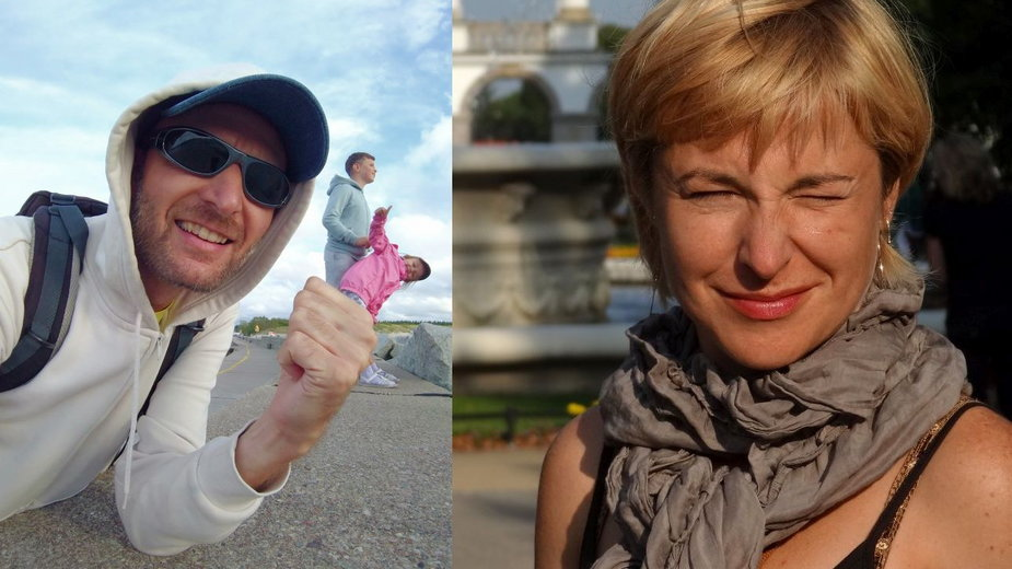 Krystian Hanke i Katarzyna Krauss
