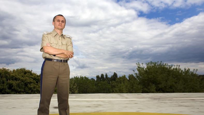 Generał Roman Polko czeka na dymisję