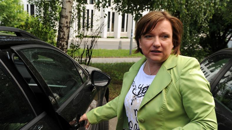 Beata Kempa wbija szpilę w Czarneckiego