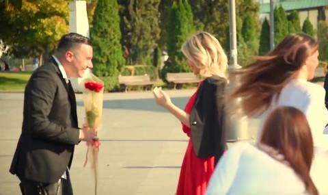 O ovakvoj PROSIDBI sanja svaka žena: Danijela Karić rekla DA Ivanu Mileusniću! Video