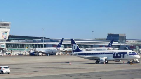 Centralny Port Komunikacyjny przejmie ruch pasażerski i cargo z Lotniska Chopina w Warszawie