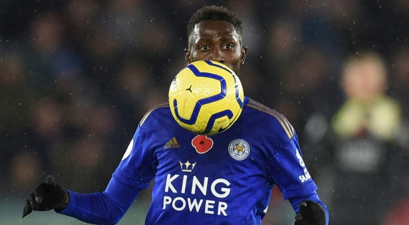 Arsenal not in for Wilfred Ndidi