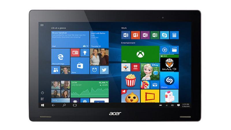 Aspire Switch 12 S - tablet z ekranem 4K i kamerą 3D