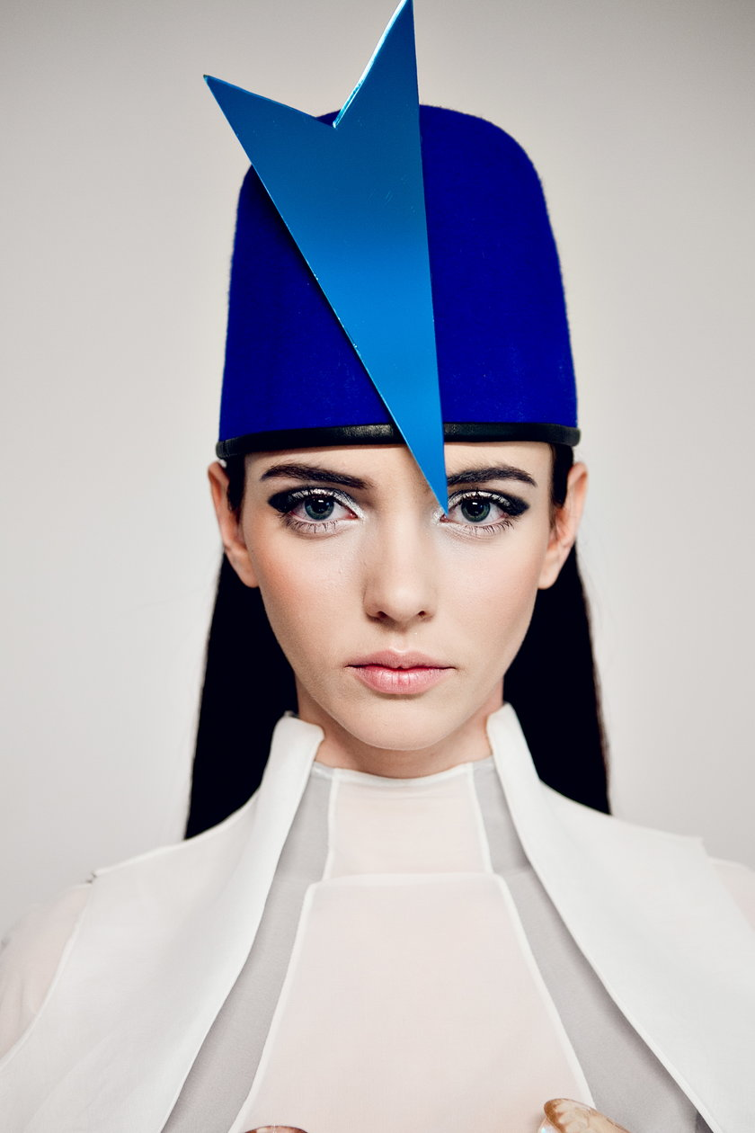 Marcela Leszczak w Top Model