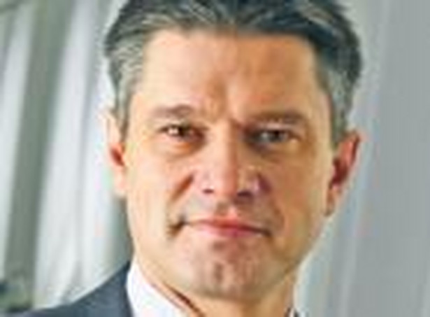 Jacek Kapica, wiceminister finansów, szef Służby Celnej FOT. WOJCIECH GÓRSKI