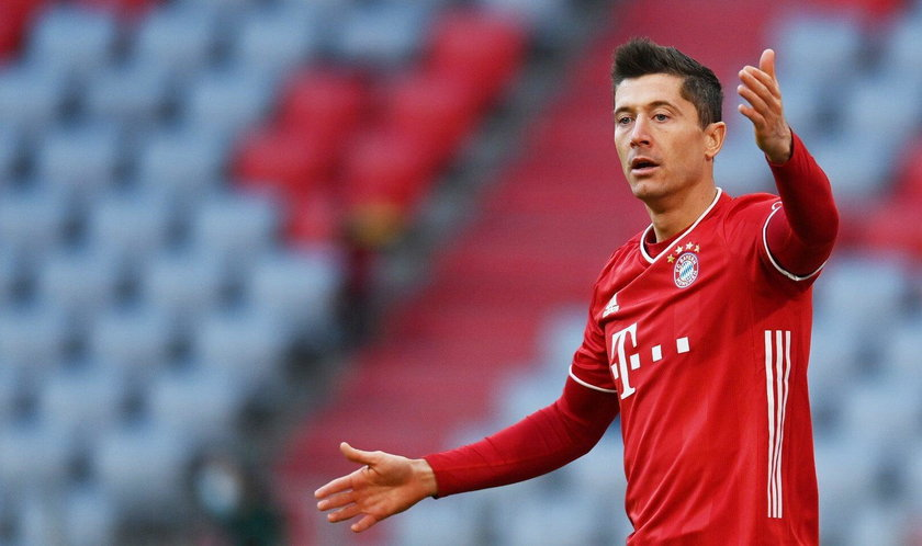 Robert Lewandowski w Bayernie miał najlepszy sezon w karierze