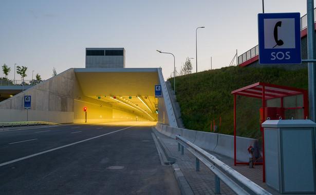 Południowa Obwodnicy Warszawy - tunel pod Ursynowem