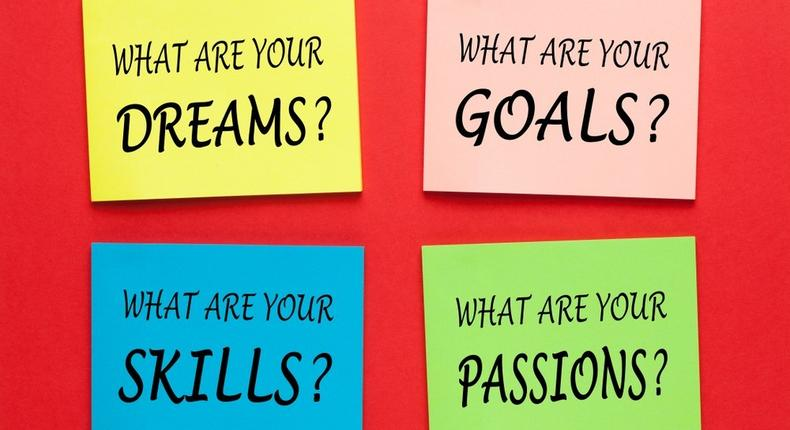 Four Simple Steps to Turn Your Passion Into Your Profession