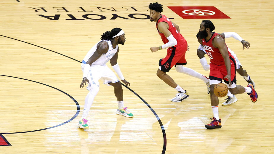 Los Angeles Lakers - Houston Rockets