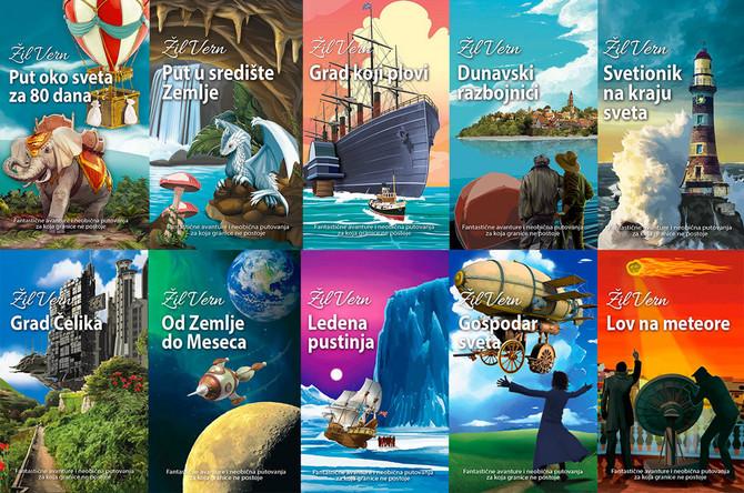 Deset romana Žila Verna