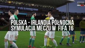 Gamezilla.pl przewidziała wynik meczu Polska - Irlandia w symulacji w grze FIFA 16