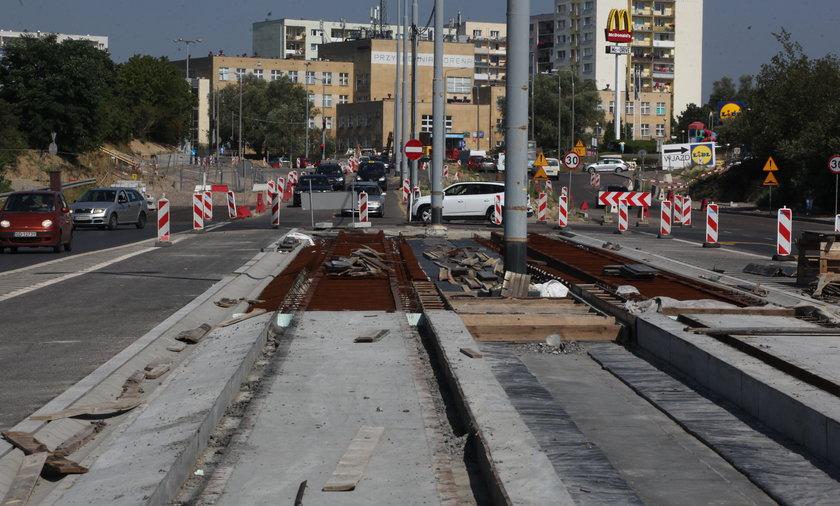 Linia tramwajowa na Morenę będzie później?