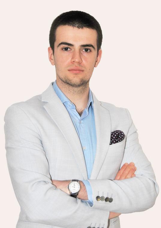 Jakub Michta, aplikant adwokacki w kancelarii KONDRAT i Partnerzy