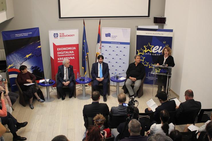 Dan Evrope 2018 debata Aktuelni izazovi EU