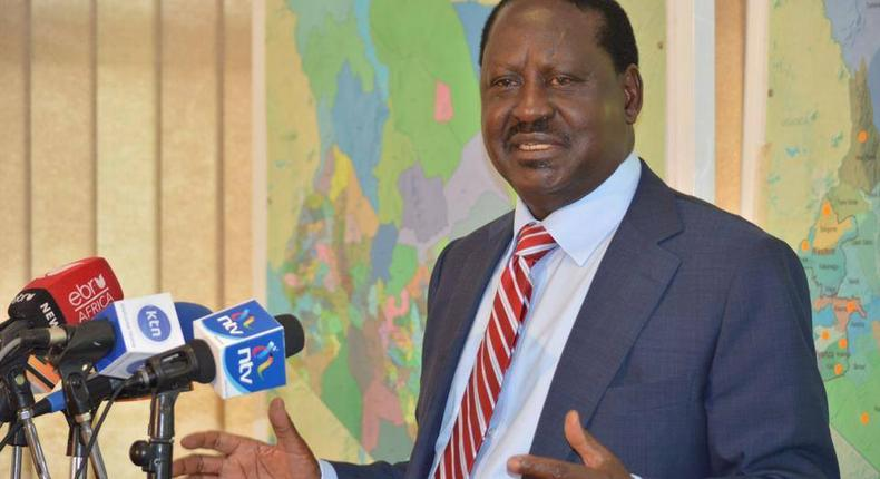 Raila Odinga has questioned the signing of a bilateral cooperation agreement between Kenya and the Government of the United Arab Emirates.