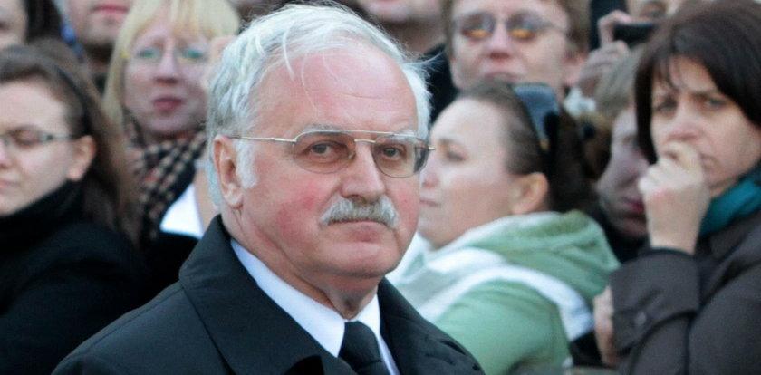 Brat Marii Kaczyńskiej sprzeciwił się ekshumacji