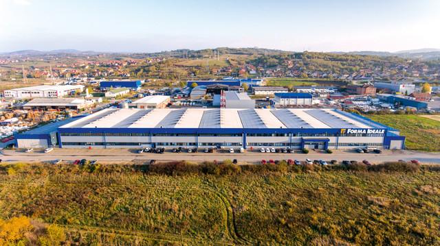 Fabrika Forma Ideale u Kragujevcu