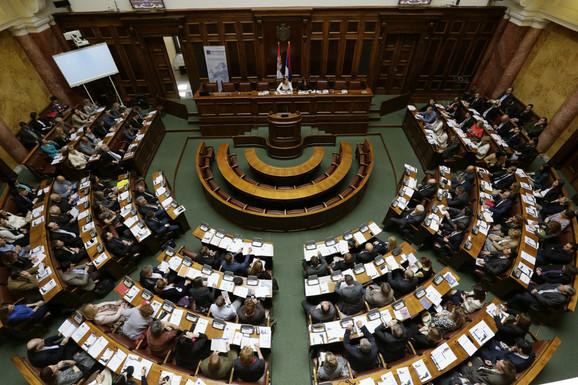 Nacionalni konvent o Evropskoj uniji, plenarna sednica