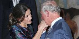 Och, Karol! Królowa zrobiła na księciu wrażenie