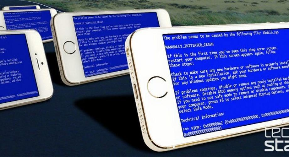 iPhone 5s: von Touch-ID-Problemen und Abstürzen