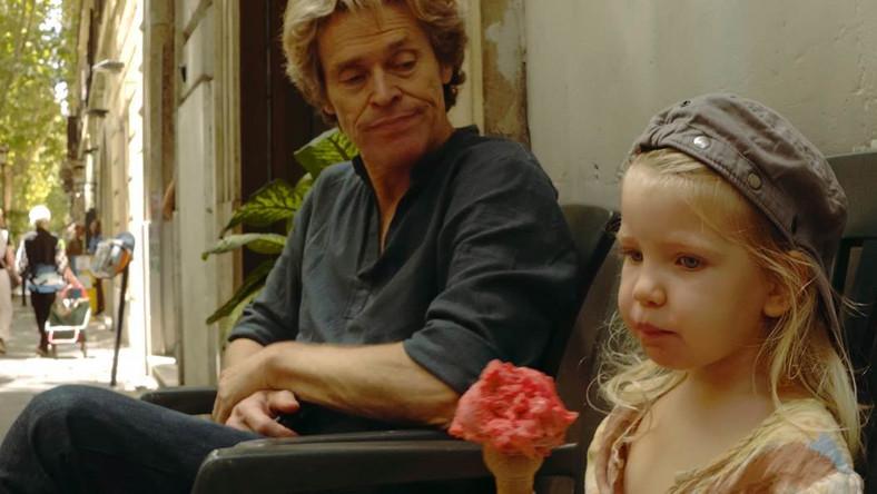"""Willem Defoe w filmie """"Tommaso"""""""