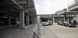Kraków z większym dworcem autobusowym