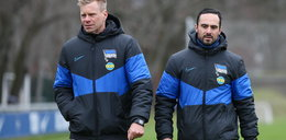 Krzysztof Piątek ma nowych trenerów. Hertha pożegnała Klinsmanna