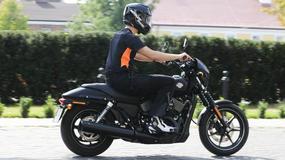 Prawie pół amerykańskiego rynku motocykli dla Harley-Davidson