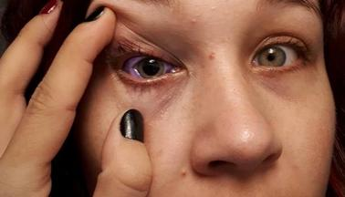 Tatuaż Na Oczach